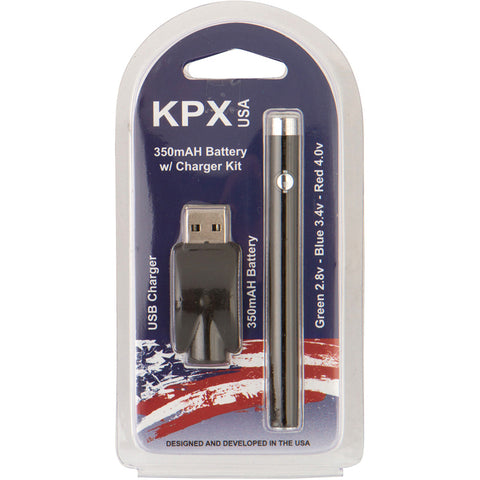 KPX USA Variable Voltage 510 Battery