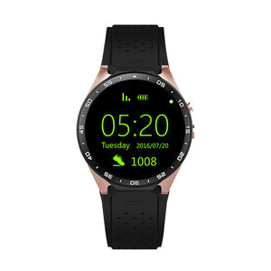 WIFI GPS bluetooth Camera Smartwatch for iphone huawei phone watch
