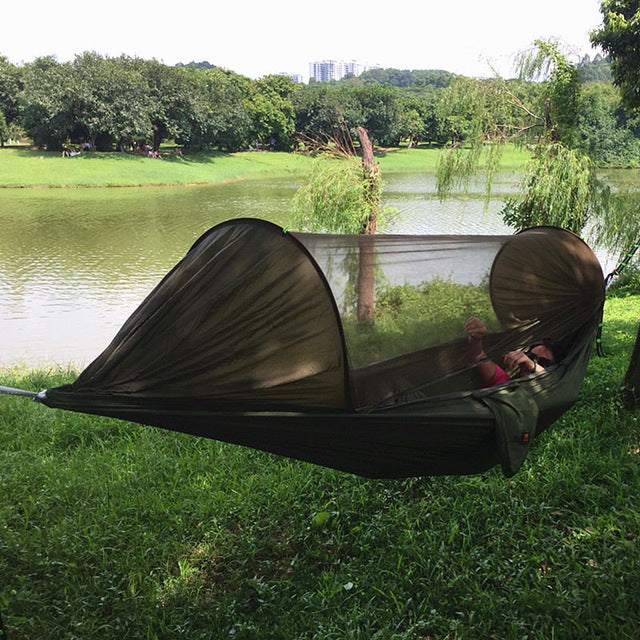 Hammocks 2 Person Camping Parachute Hammock Adults Portable Garden Swing Outdoor Sleeping Survivors Hammock Belt With 2 Pieces Of Tree Furniture