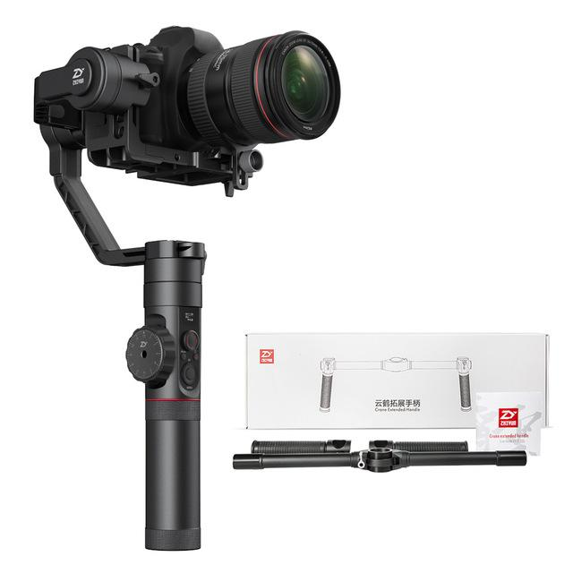 Zhiyun Crane 2 DSLR Mirrorless Camera Gimbal Stabilizer