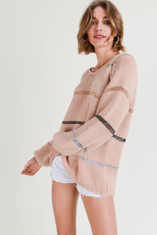 The Mackenzie Sweater
