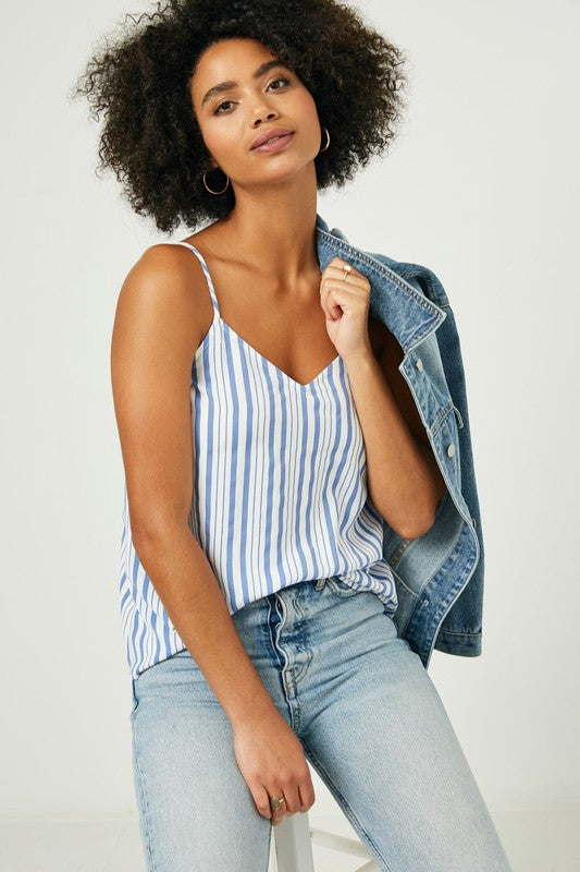 Sailor Striped Cami