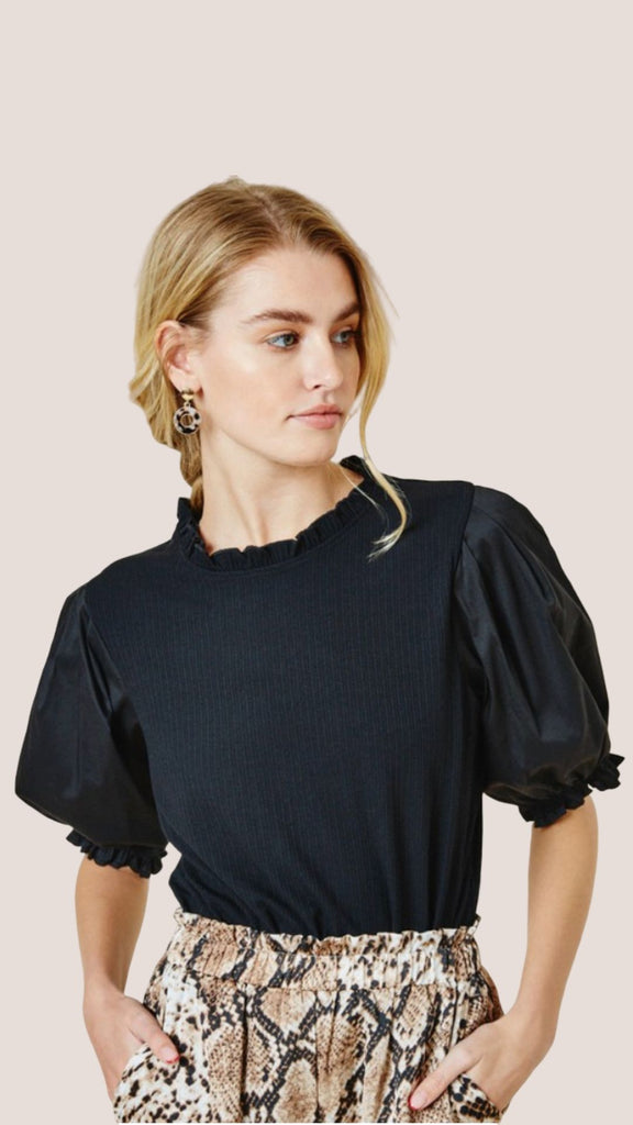The Avery Blouse