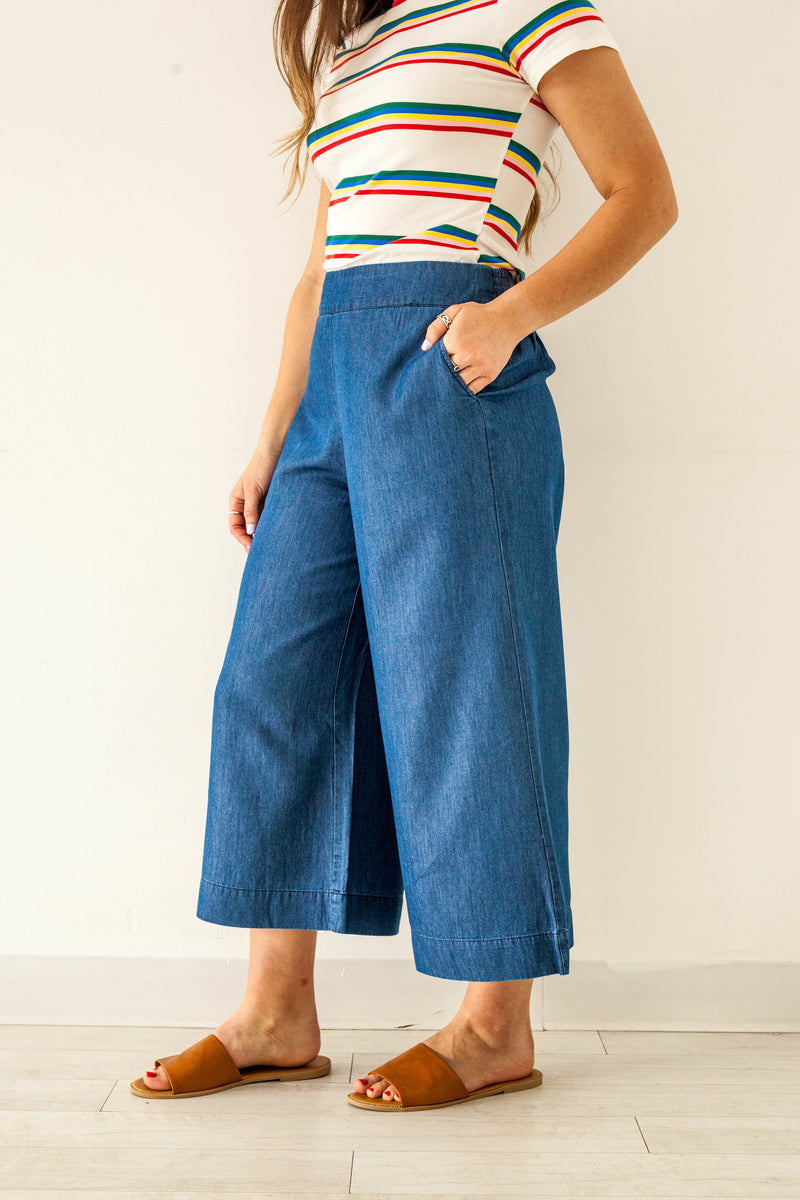 Fits Like a Dream Culottes