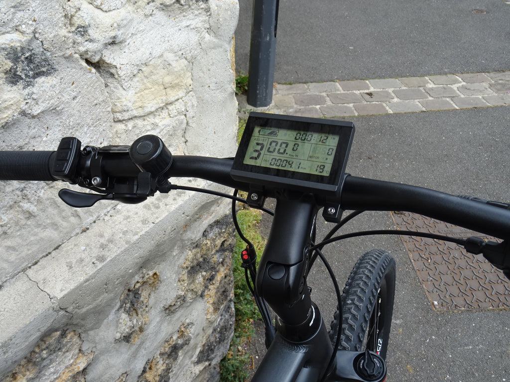 console speed bike décathlon