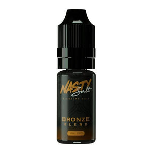 מלח ניקוטין - Nasty Salts - Bronze Blend 10ml