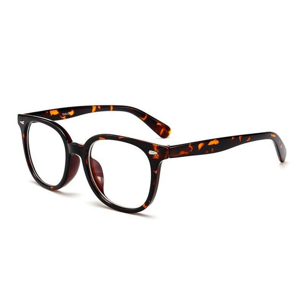 Night Shifter Blue Light Blocking Glasses Leopard - Nurses Only Club