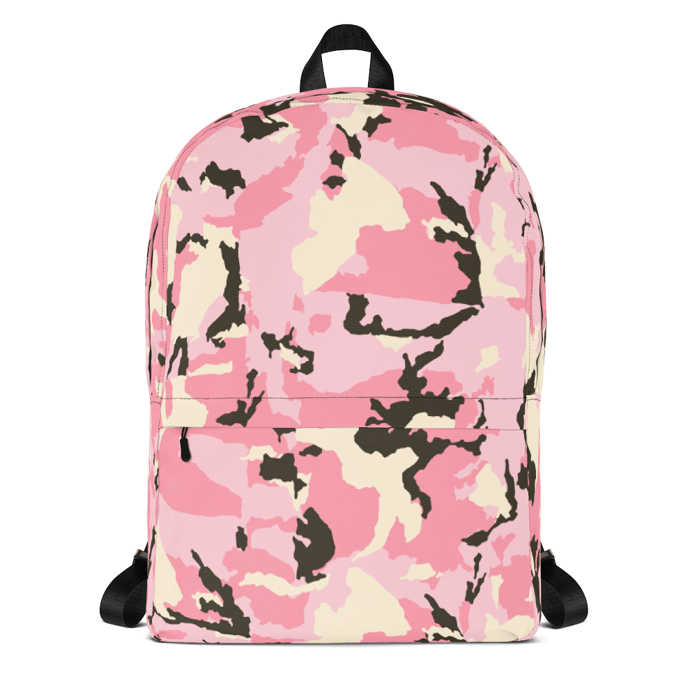 The Nurse's Pink Camo Backpack