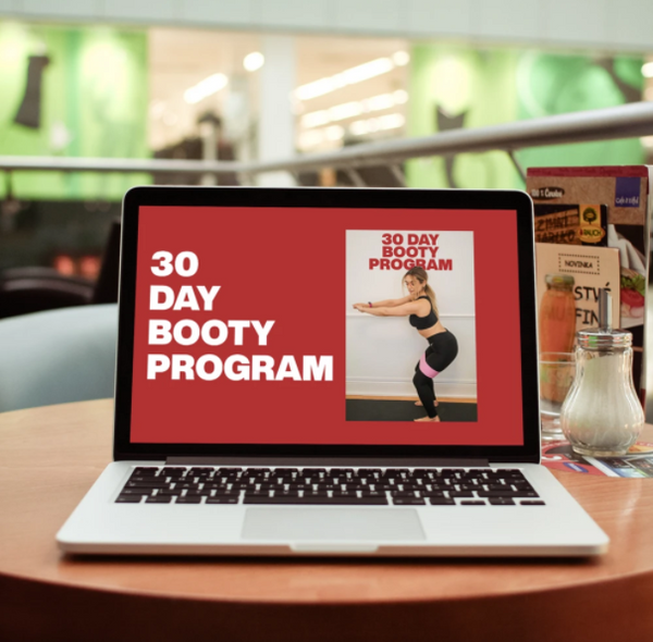 "Nurse's Only ""Booty in 30 Days!"" Workout Program (With FREE Babe Bands!)"