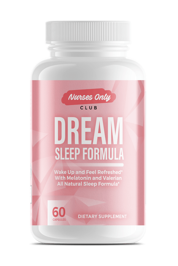 Nurses Only Dream Sleep Formula