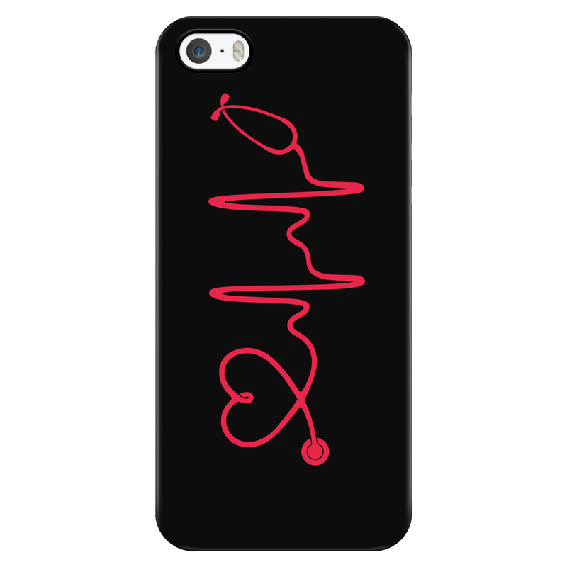 The Nurse's Only iPhone Case