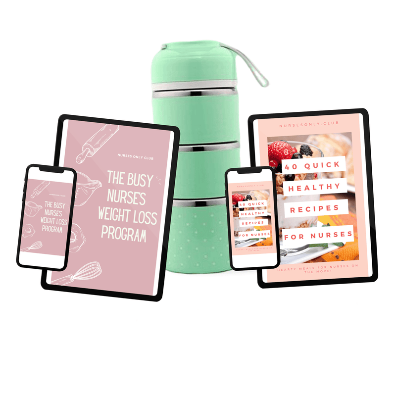 The Busy Nurse's Weight Loss Bundle