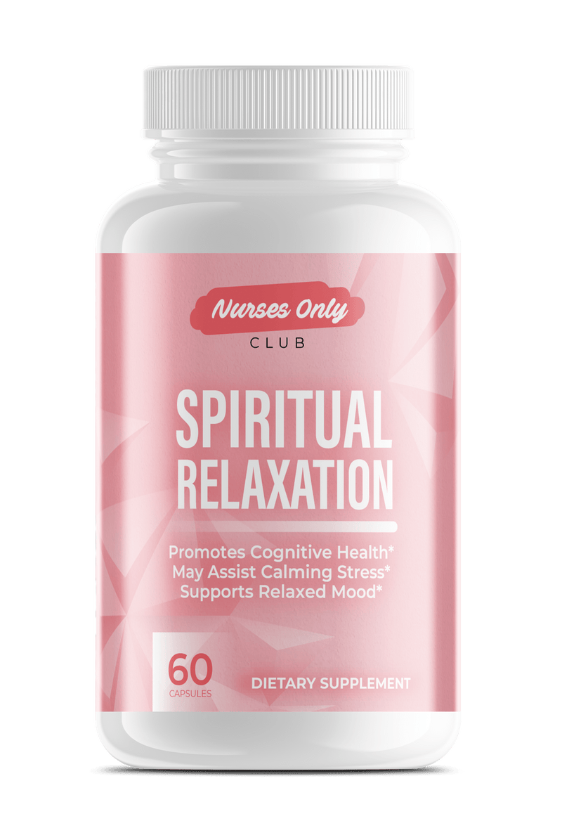 Nurses Only Spiritual Relaxation