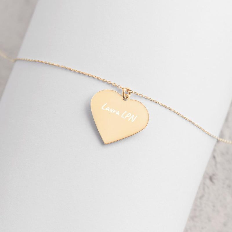 The Nightingale Necklace (Personalizable!)