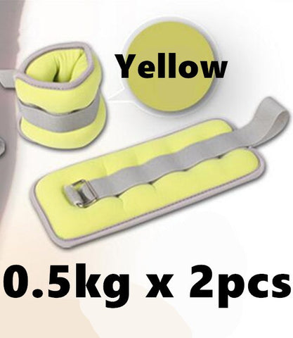 Image of Adjustable leg Ankle Wrist Sand Bag
