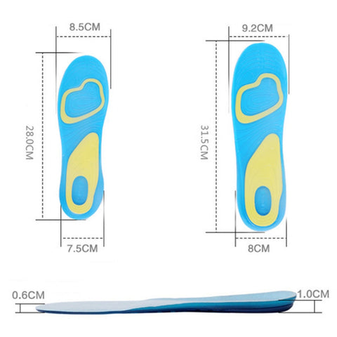 Orthotic Arch Support Massaging