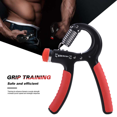 Image of Adjustable Heavy Gripper Fitness Hand Exerciser