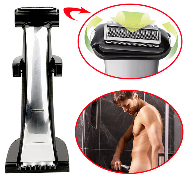 Turbocharged Cutter Shaver