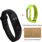 100% Original Xiaomi Mi Band 2 Smart Fitness Bracelet Watch Wristband Miband