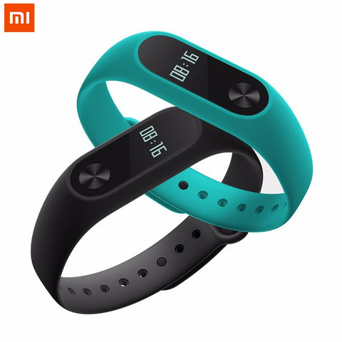 Image of 100% Original Xiaomi Mi Band 2 Smart Fitness Bracelet Watch Wristband Miband