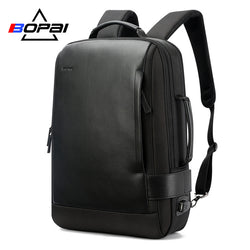 USB Charging Male Travel Backpack