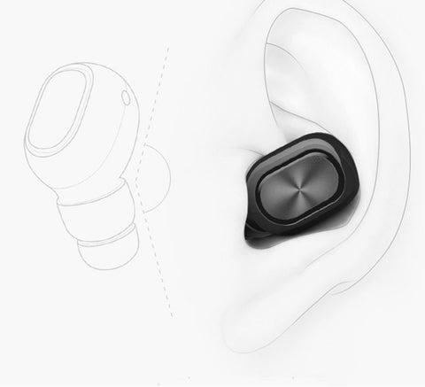 Image of Invisible Mini Wireless Bluetooth Earbuds for Phone