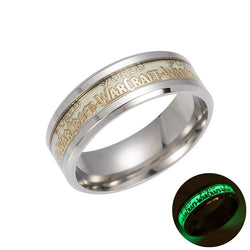 World of Warcraft Glow In The Dark One Ring