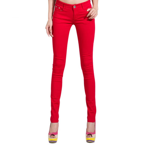 Women's Candy Pencil Jeans