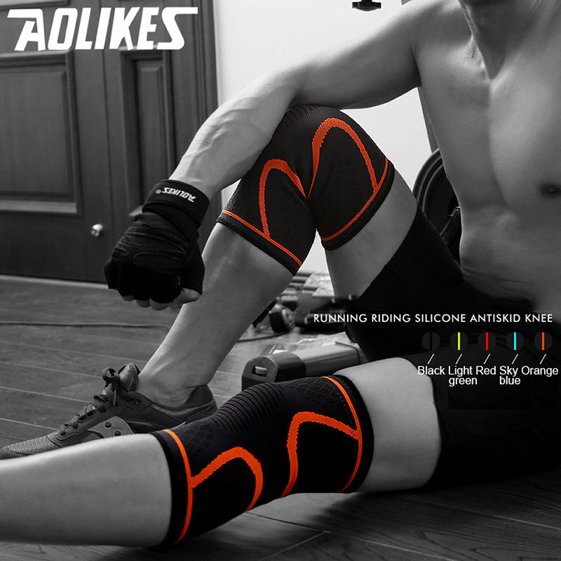 Cycling Knee Support Braces