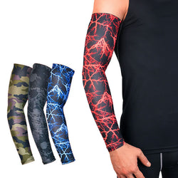UV Protection Basketball Volleyball Arm Sleeves