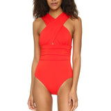Sexy Cross Halter Women Swimwear