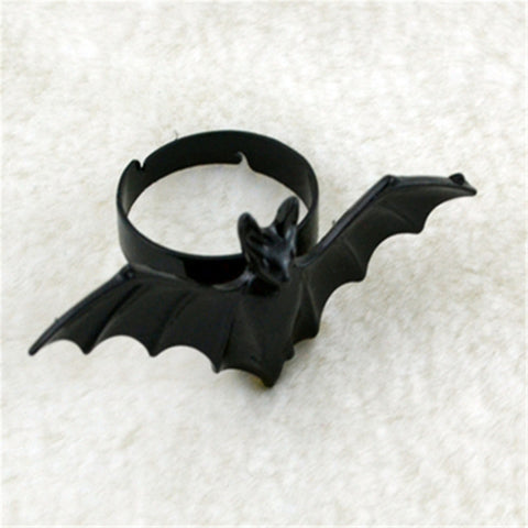 Image of European and American Black Bat Personality Ring