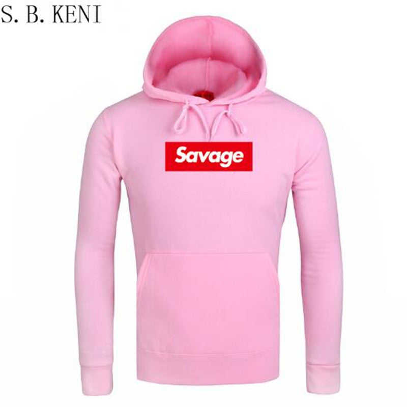 Autumn Lovely Savage Hoodie Casual Tracksuit