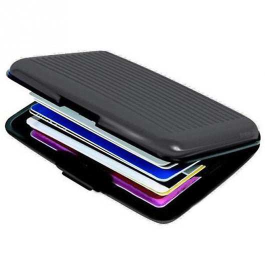 Metal Business Credit Card Name ID Card Holder Case