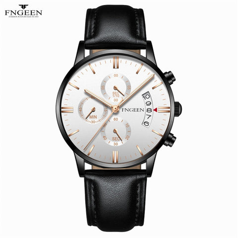 Image of Automatic Date Quartz Wristwatches