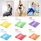 Latex Elastic Resistance Bands Workout Crossfit Yoga Rubber Loops Sport Pilates