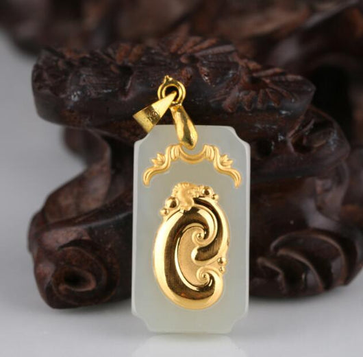 Jade Pendants Necklaces