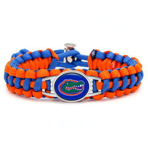 Florida Gators Survival Bracelet