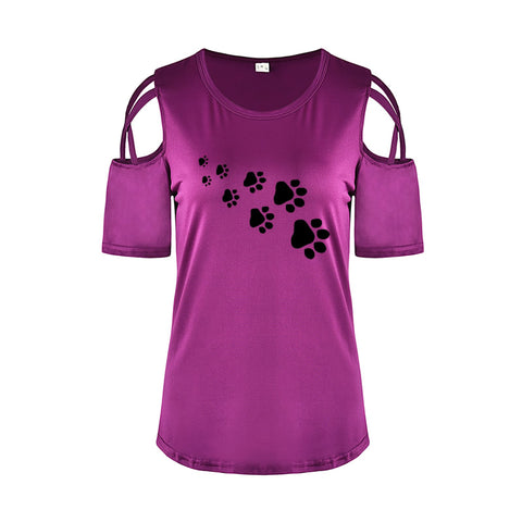 Image of Footprint Summer Bts Silicone Plus Size Tops