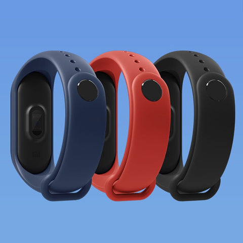 Image of Original Xiaomi Mi Band 3 Smart Bracelet Black 0.78 inch OLED miband