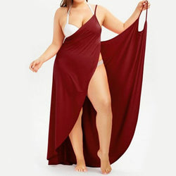 Plus Size Beach Cover Up