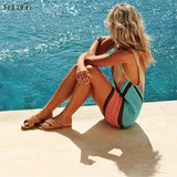Bikini Crochet Knitted Swimwear