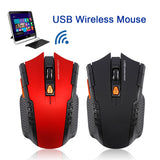 Wireless Mouse 1600DPI 2.4G Gaming Mouse