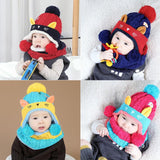 Warm Winter Baby Hats