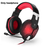 3.5MM Casque Gamer Stereo Headphone With Microphone