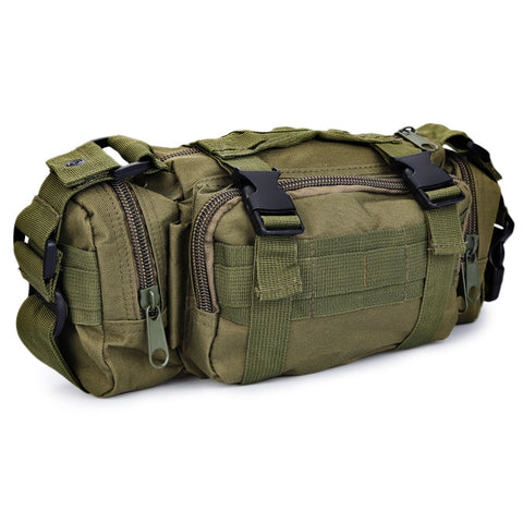 Image of 3P Outdoor Military Tactical Waist Bag