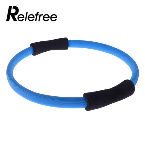 Image of 40CM Body Exercise Pilates Ring Relaxation