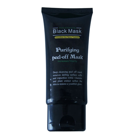 Image of 50ml Blackhead Remover Deep Cleansing Purifying Peel Off Acne Black Mud Face Mask Facial Care