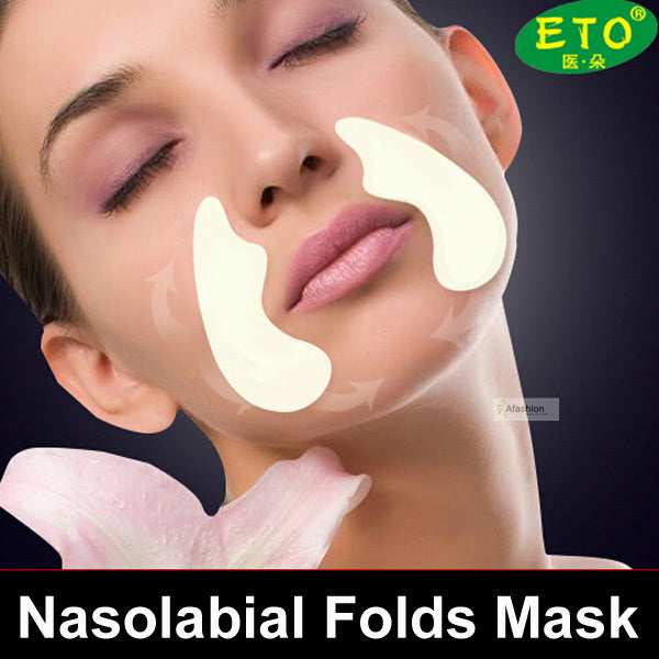 5pack Nasolabial Folds Anti-aging Anti-wrinkle Face Mask Facial Lifting Sticker whey protein acne beauty skin Care