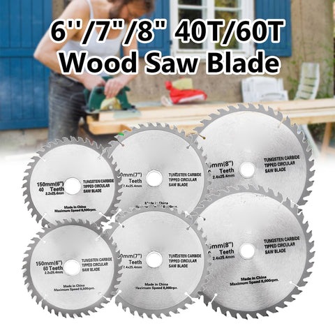 Image of Circular Saw Blades